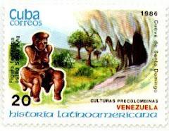 Estampilla 1986 de Cuba