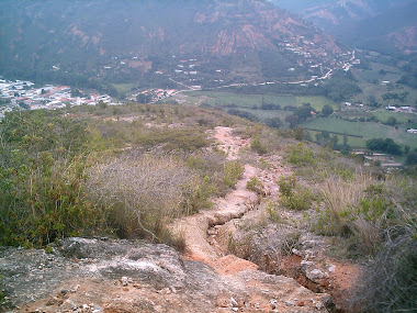 Camino Hacia la Loma de San Juan