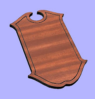 Plaque 5 CNC DXF