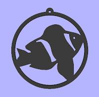 Fish 3 CNC DXF