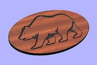 Bear CNC DXF