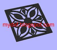 Design 436 CNC DXF