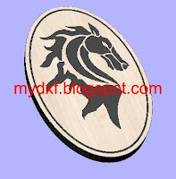 Horse 4 CNC DXF