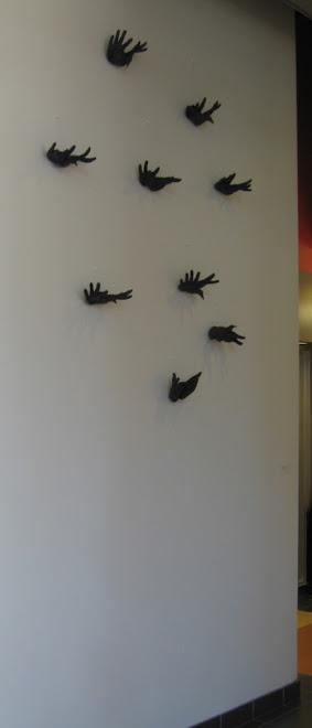 Flock- Rebeca Gilling