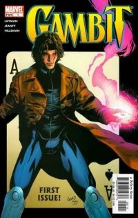 Gambit Comic Book