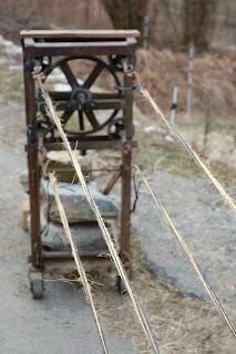 L Aventure L Installation Cordes