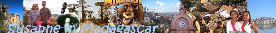 Susanne in Madagascar
