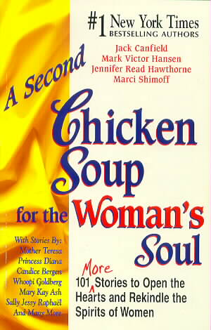 chicken soup for the teenage soul quotes. Chicken Soup for the Soul