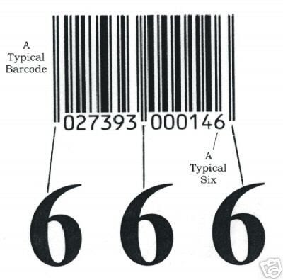 Barcode Tattoos EVERY UPC barcode is found this number