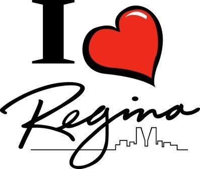 I Love Regina logo