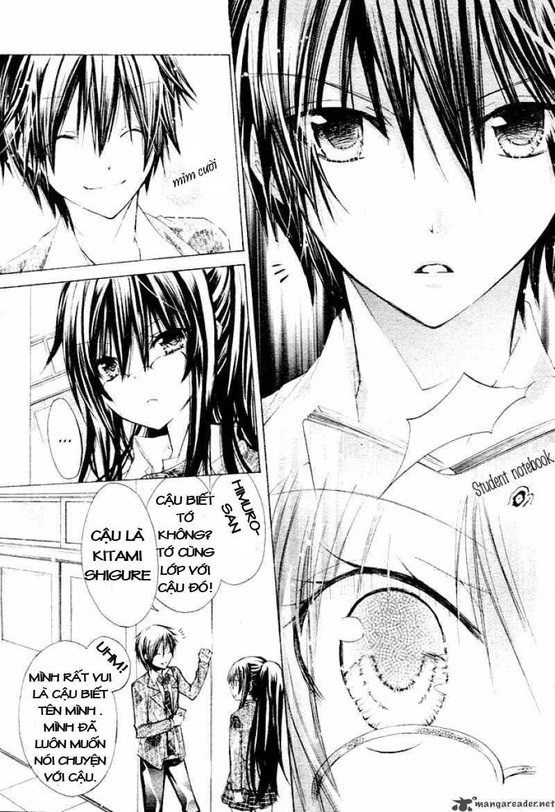 Mệnh lệnh tình yêu Chap 1 trang 24