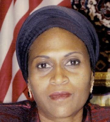 NAMAW founder and Chairwoman Anisa Abd el Fattah