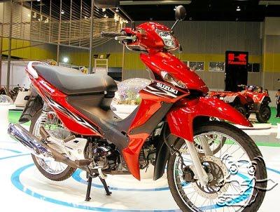 Modif Motor Yamaha 125z