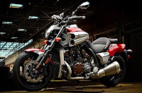 NEW YAMAHA VMAX 2010 PHOTO