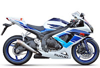 SUZUKI GSX-R750 PHOTO WALLPAPER
