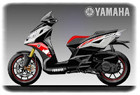 YAMAHA Z MAX 230 CONCEPT