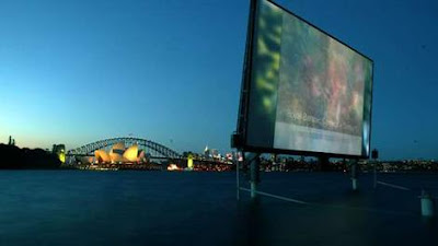 OpenAir Cinema at Mrs Macquaries Point