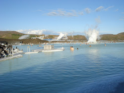From the Blue Lagoon