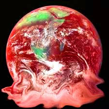 Earth will be a Bloodbath...