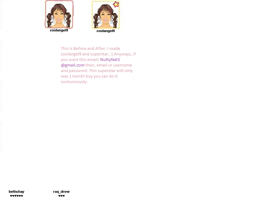 Stardoll Superstar Hack