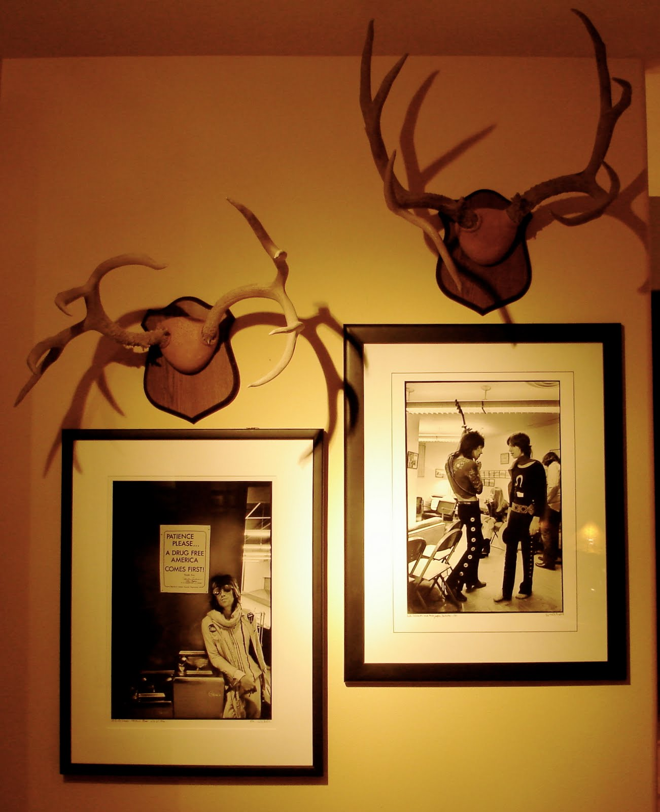 Unique Hunting Wall Decor Festooning - The Wall Art Decorations ...