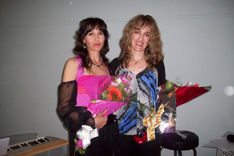 Recital en Rio Colorado 01 de Diciembre de 2009