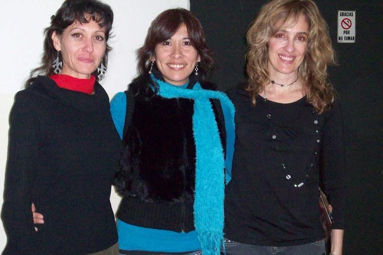 Con Miryam Quiñones, reconocida trovadora peruana