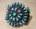 Turquoise....