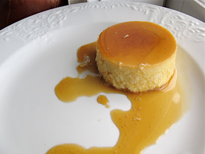 Bean Collins: Amazing Baked Flan