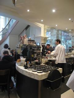 Laurent S Cafe Portsdown Road