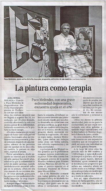 ENTREVISTA -EL MUNDO MALAGA-2007