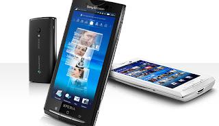 Xperia X10 Telepon Cerdas Multimedia