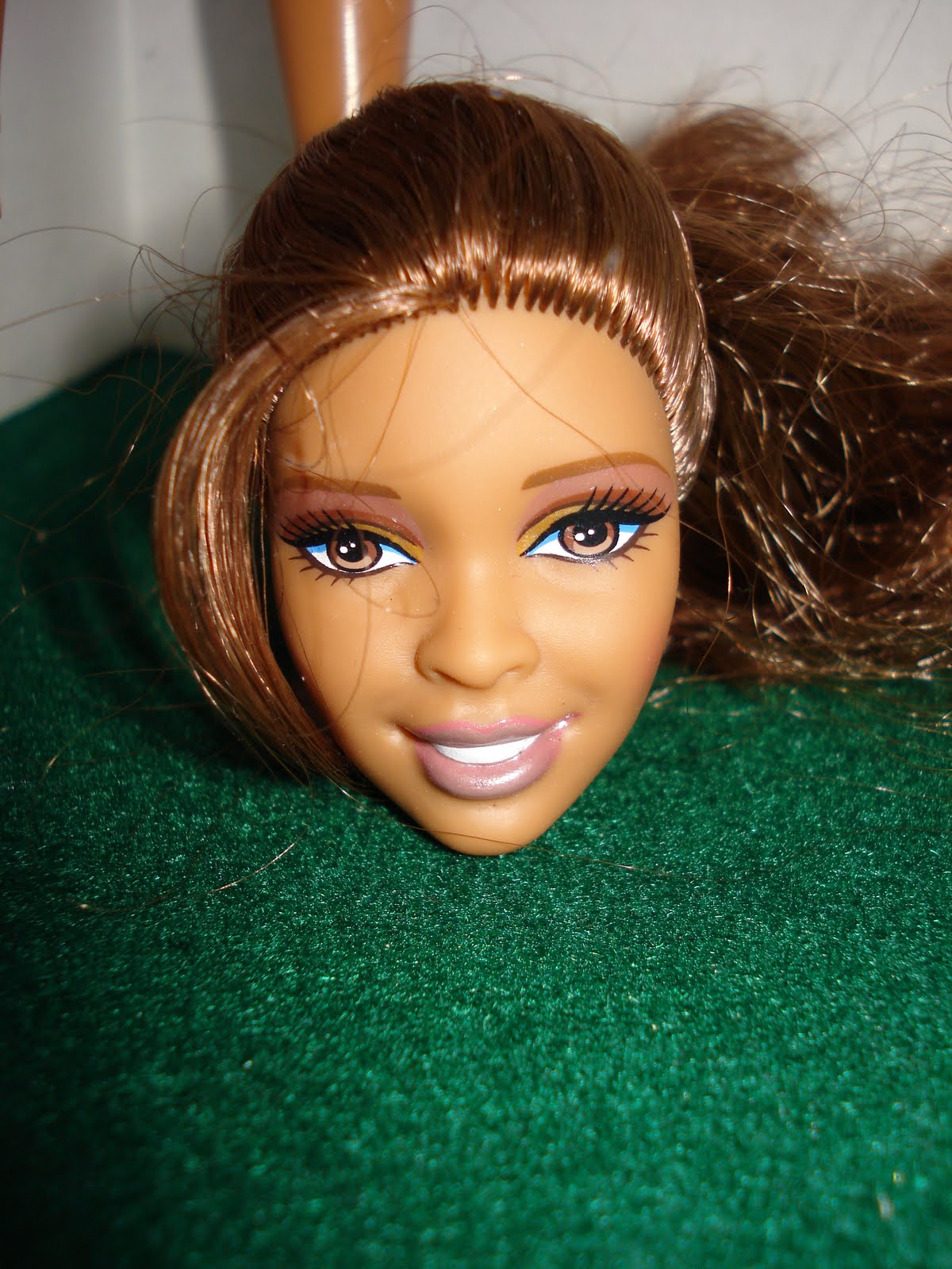 barbie head swap