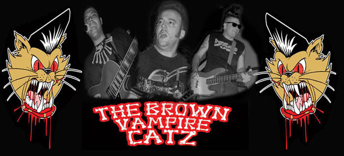 THE BROWN VAMPIRE CATZ