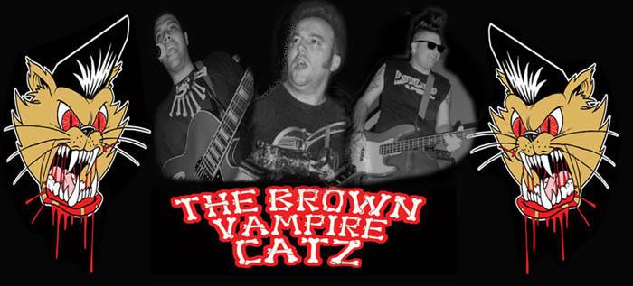 THE BROWN VAMPIRE CATZ