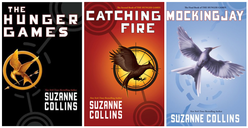 A Myriad of Books: Cover VS Cover: The Hunger Games