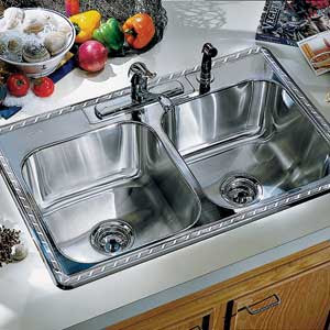 kitchen sinks gallery