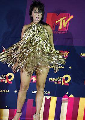 Alejandra Guzmán en los MTV