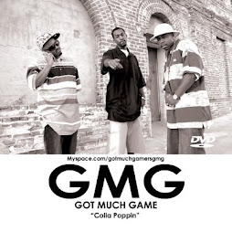 GOT.MUCH.GAME -COLLA POPPIN SINGLE