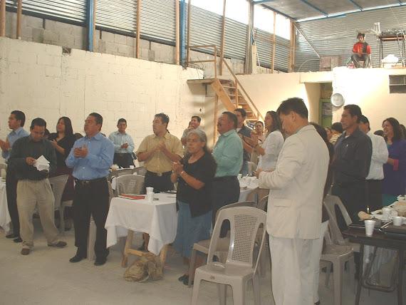 Cursos de Pastores Guatemala
