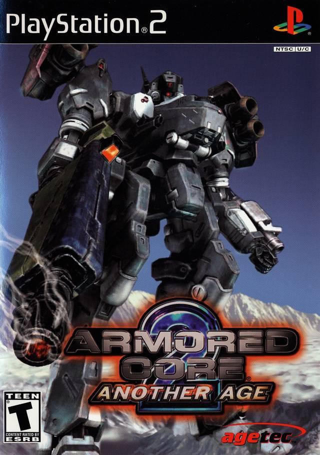 de armored core 2 original no one player scenario para continuar