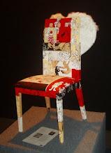 Cadeira Paula Rego 2007