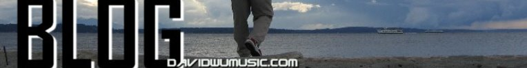 DavidWuMusic.com Blog