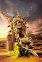 leo mitologia