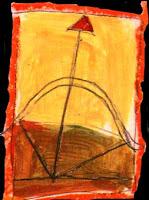 pintura de sagitario
