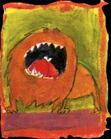 pintura de leo