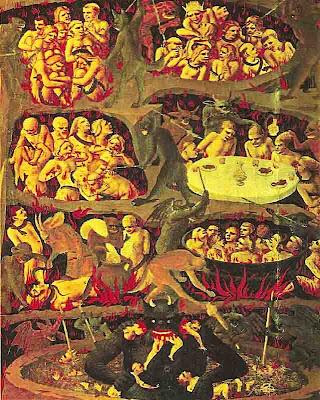 castas infernales