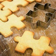 Hacer galletas de nata