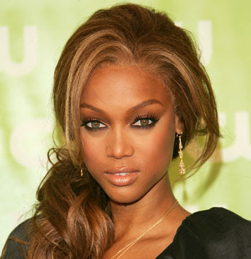 tyra banks best hairstyles