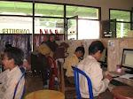 Praktek Komputer di Rama Comp